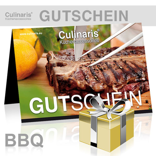 Culinaris-Store Gift Coupon - Design BBQ