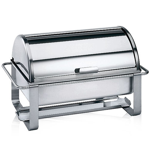 Spring - Bain-marie GN 1/1 avec couvercle roll-top