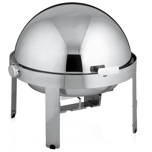 Spring - Bain-marie rond 30 cm avec couvercle roll-top