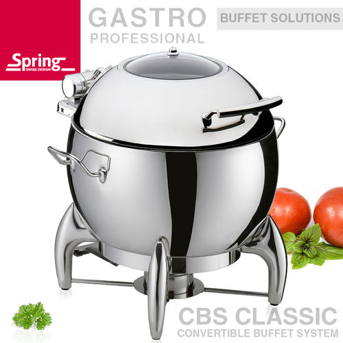 Spring - CBS Station potages ronde 11 ltr.