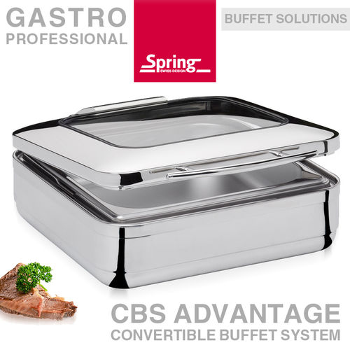 Spring - CBS Advantage Window Chafing Dish GN 2/3