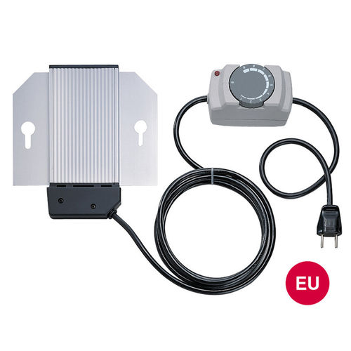 Spring - heating unit EU 500W/230V with heat control