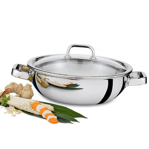 Spring - Finesse - Gourmet wok with side grips Ø 30 cm