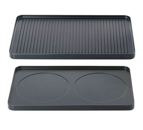 Spring - Raclette 8 - Aluminium grill plate